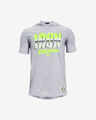 Under Armour Project Rock Charged Cotton® Kinder  T‑Shirt
