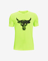 Under Armour Project Rock Brahma Bull Kinder  T‑Shirt