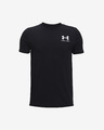 Under Armour Sportstyle Left Chest Kinder  T‑Shirt