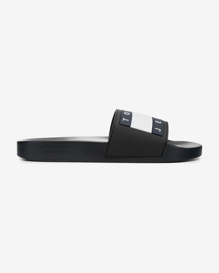 Tommy Jeans Flag Pool Slide Pantoffeln