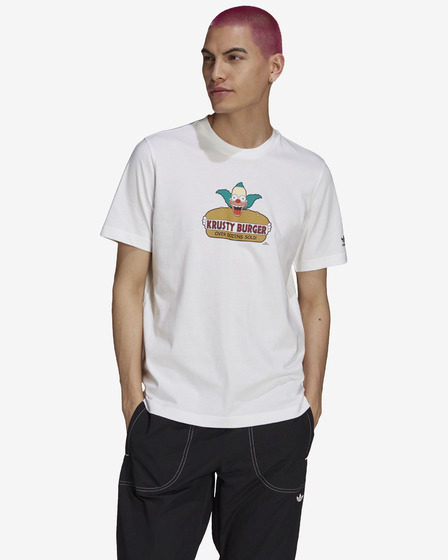 adidas Originals Simpsons Krusty Burger T-Shirt