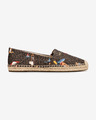 Michael Kors Kendrick Jet Set Girls Espadrille