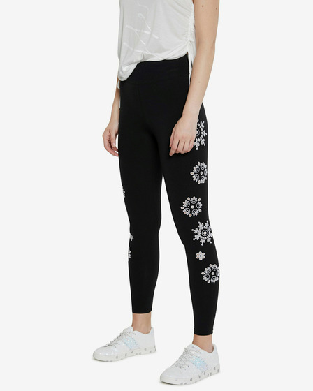 Desigual Swiss Embroidery Legging