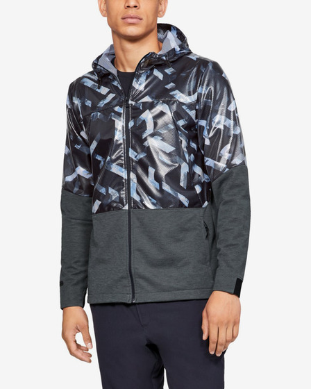 Under Armour Hybrid Windbreaker Jacke