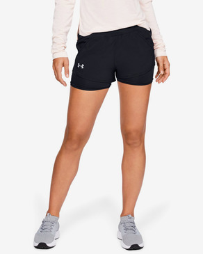 Under Armour Fly-By Mini 2-in-1 Shorts
